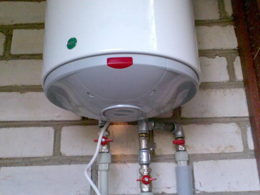 Установка водонагревателя своими руками - инструкция!