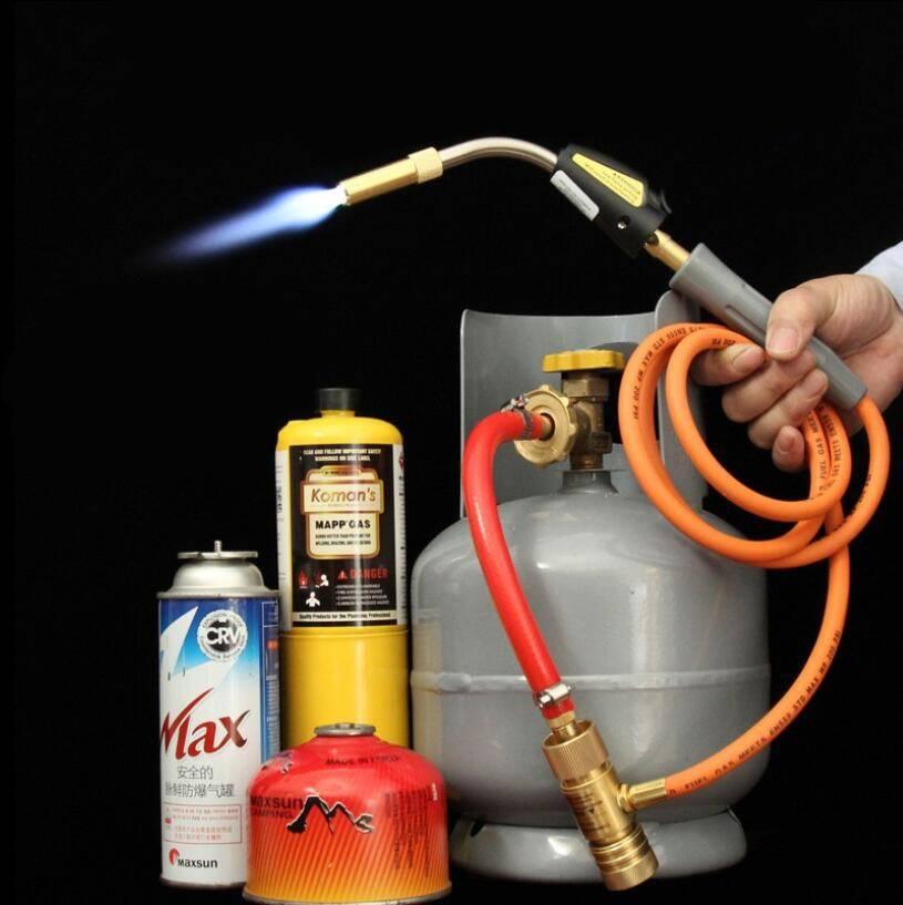 Какую газовую горелку выбрать для пайки медных труб — обзор лучших