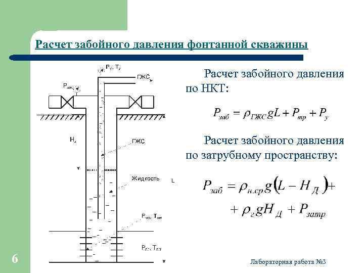Расчёт скважинного насоса: формула и пример подробного расчета | elesant.ru