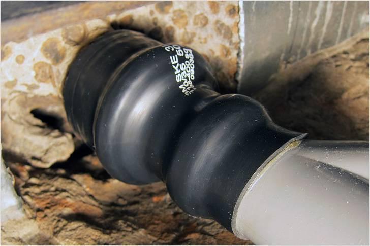 Диаметр канализационных труб пвх: выбор и установка труб своими руками