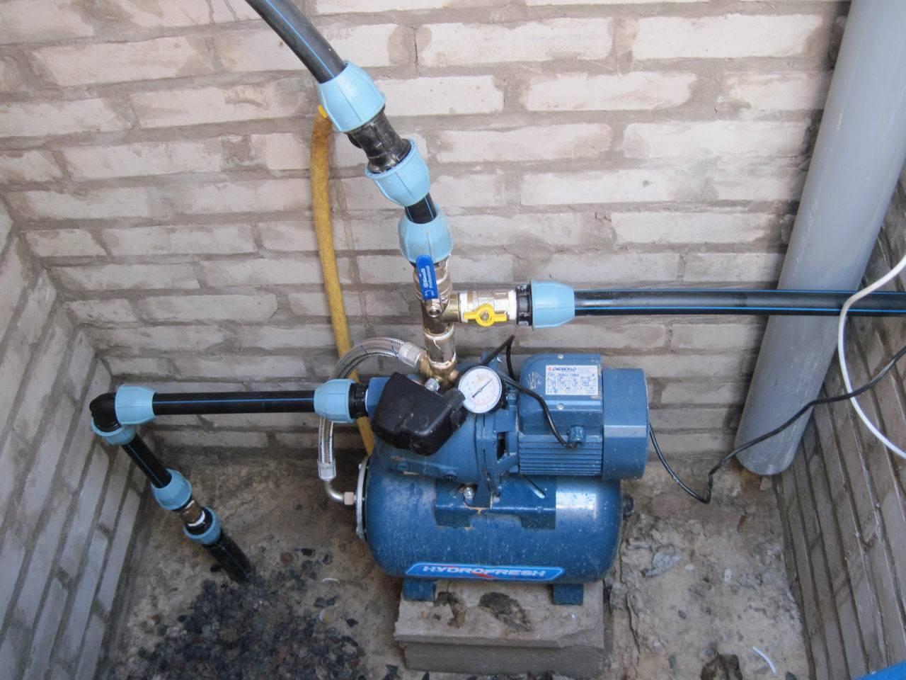 Повысительная насосная станция водоснабжения: устройство и область применения, критерии выбора оборудования