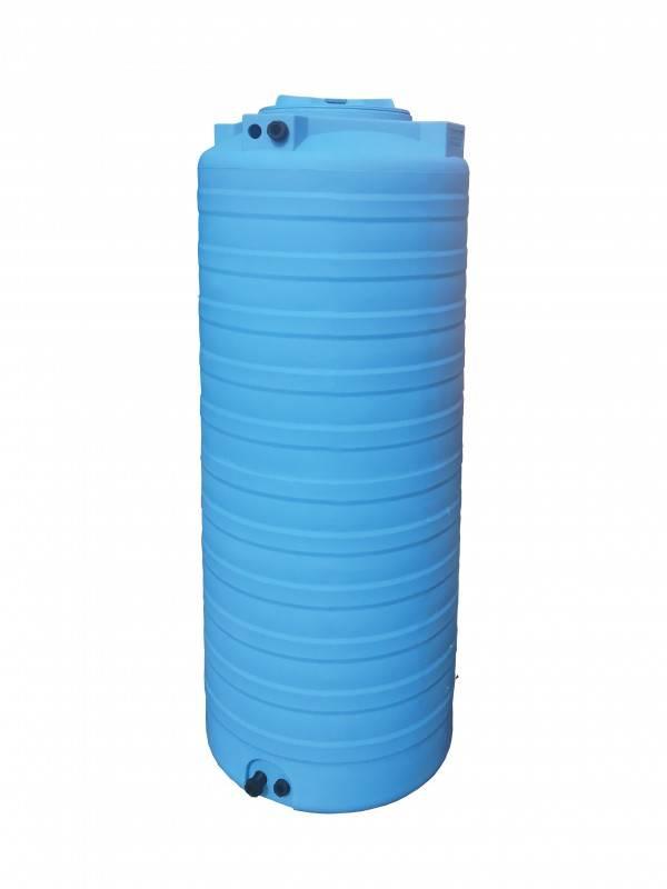 Виды пластиковых баков для воды