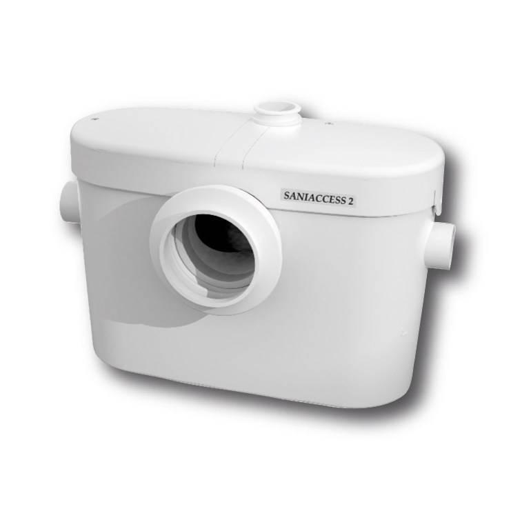 Фекальный насос с измельчителем для туалета: принцип работы