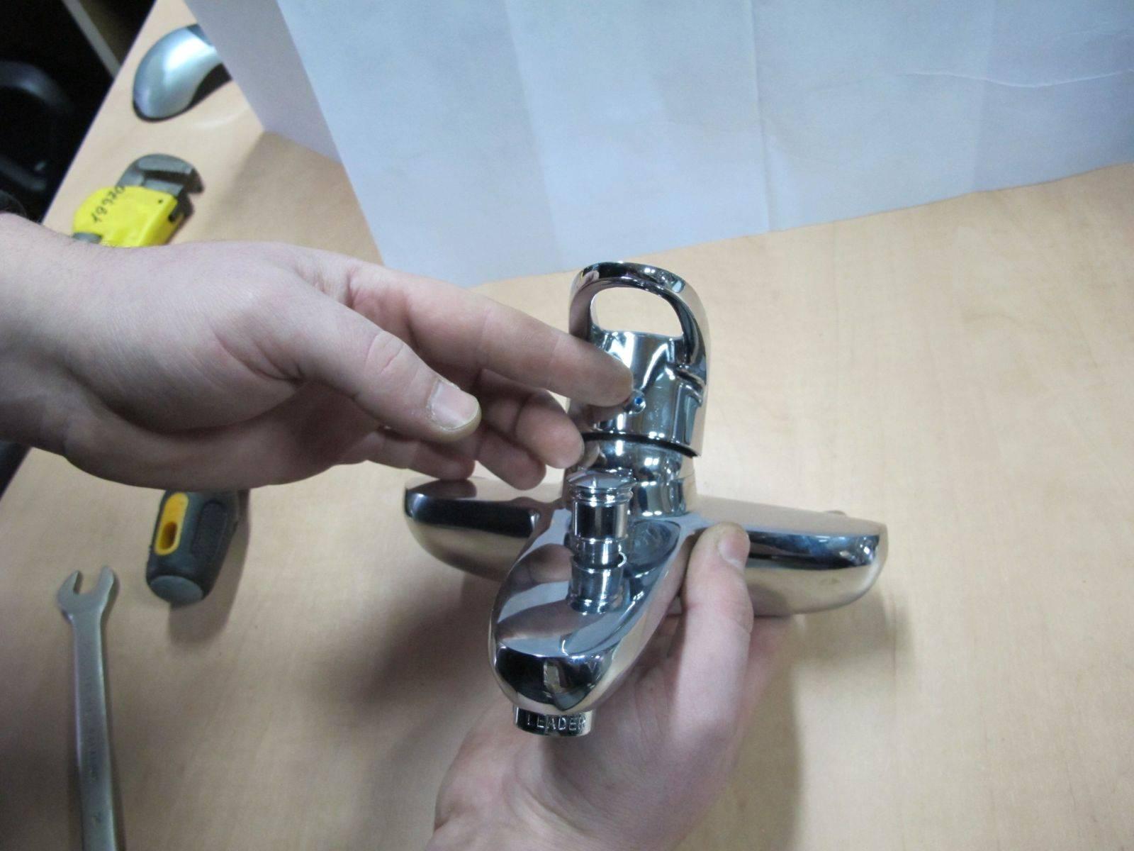 Как разобрать и отремонтировать однорычажный шаровой смеситель: видео - как в ванной разобрать однорычажный кран