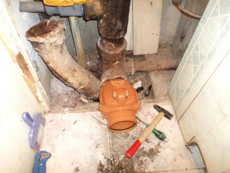 Обратный клапан для канализации: установка своими руками - устройство, как работает и для чего нужен + видео
