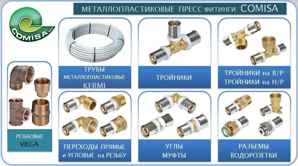 Металлопластиковые трубы для отопления: преимущества, маркировка и монтаж
