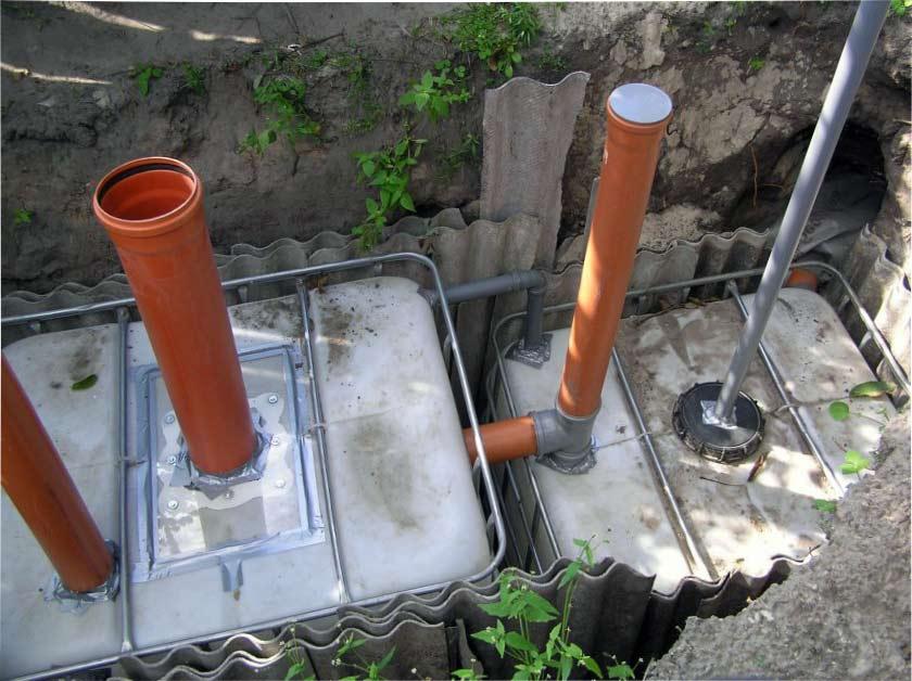 Канализация на даче своими руками: инструкция как сделать правильно канализационную систему