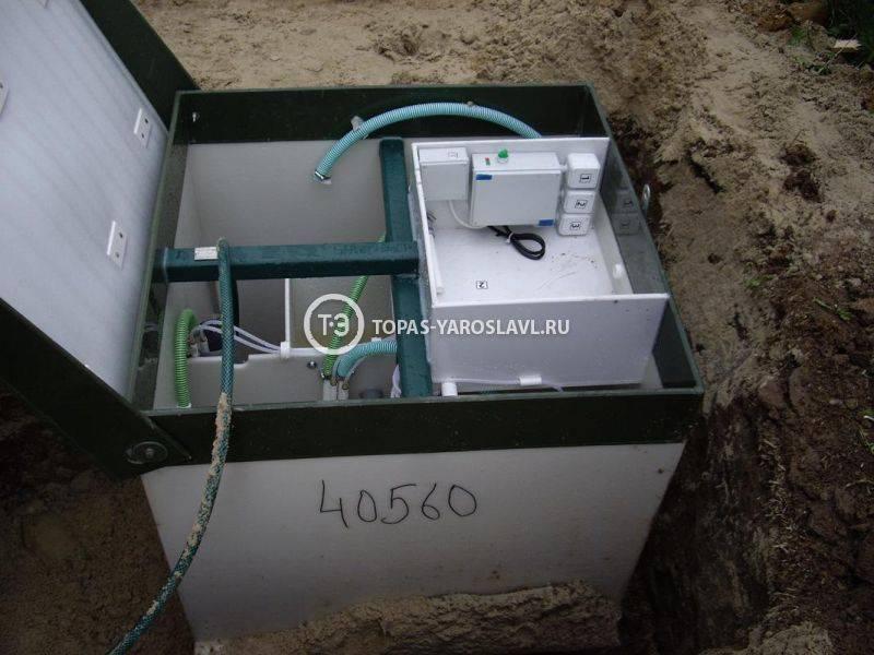 Характеристики септика топас 30, его модификации и монтаж на участке
