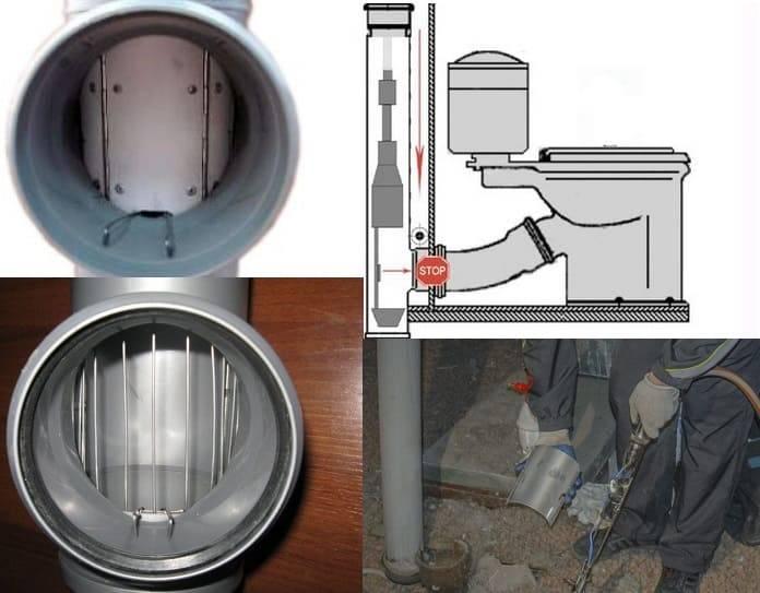 Законна ли блокировка канализации (водоотведения) должникам