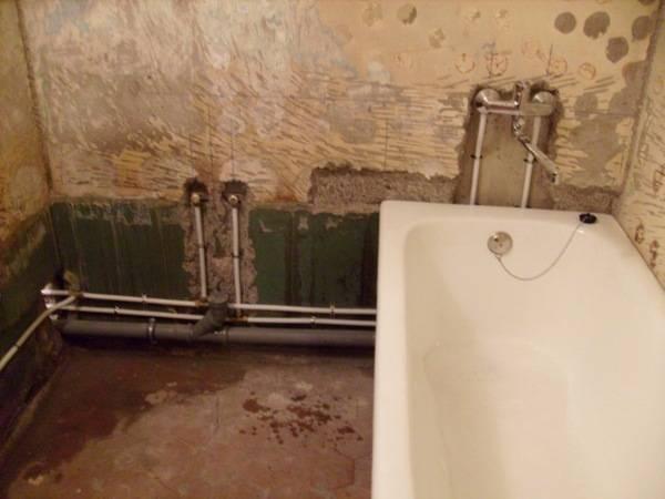 Как спрятать трубы в ванной правильная ванная спрятать трубы в стену в шкаф в гипсокартон