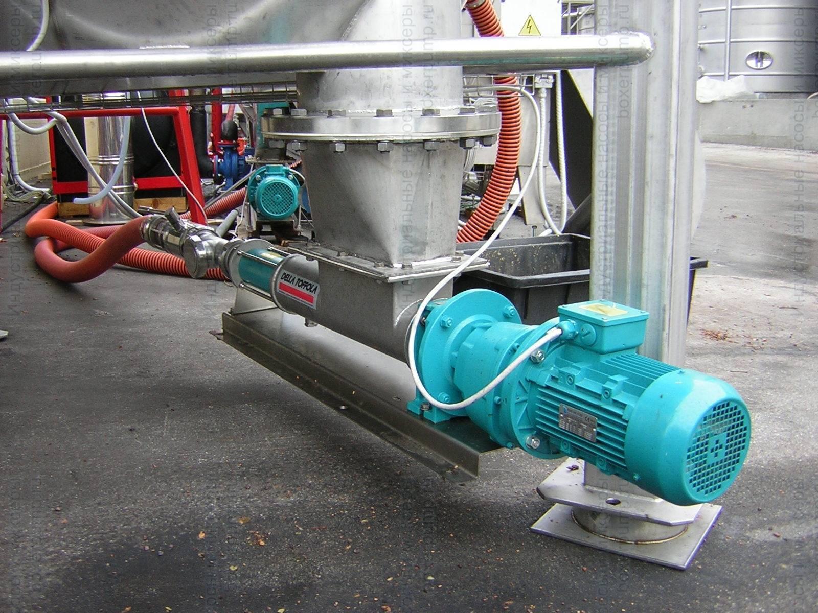 Винтовой скважинный насос: принцип работы и отличие от других насосов