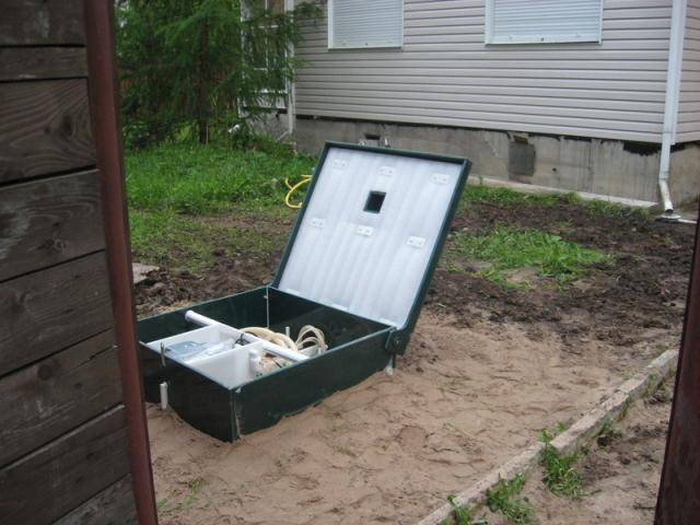 Какие существуют виды септиков для загородного и дачного дома?