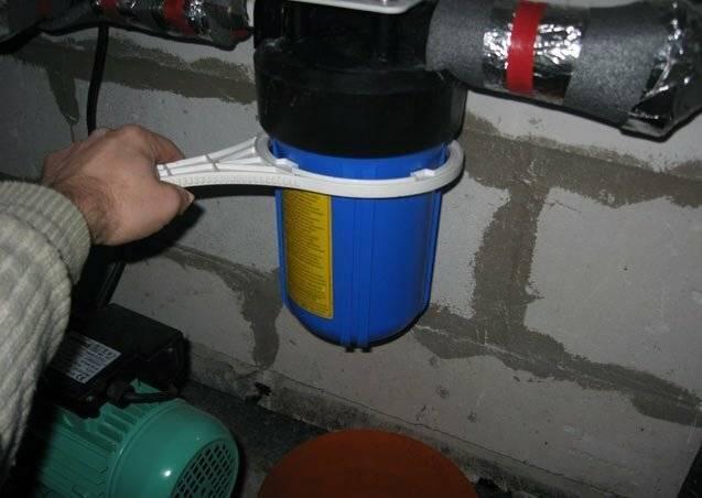 Замена фильтров для воды своими руками: меняем картриджи, откручиваем фильтр грубой очистки