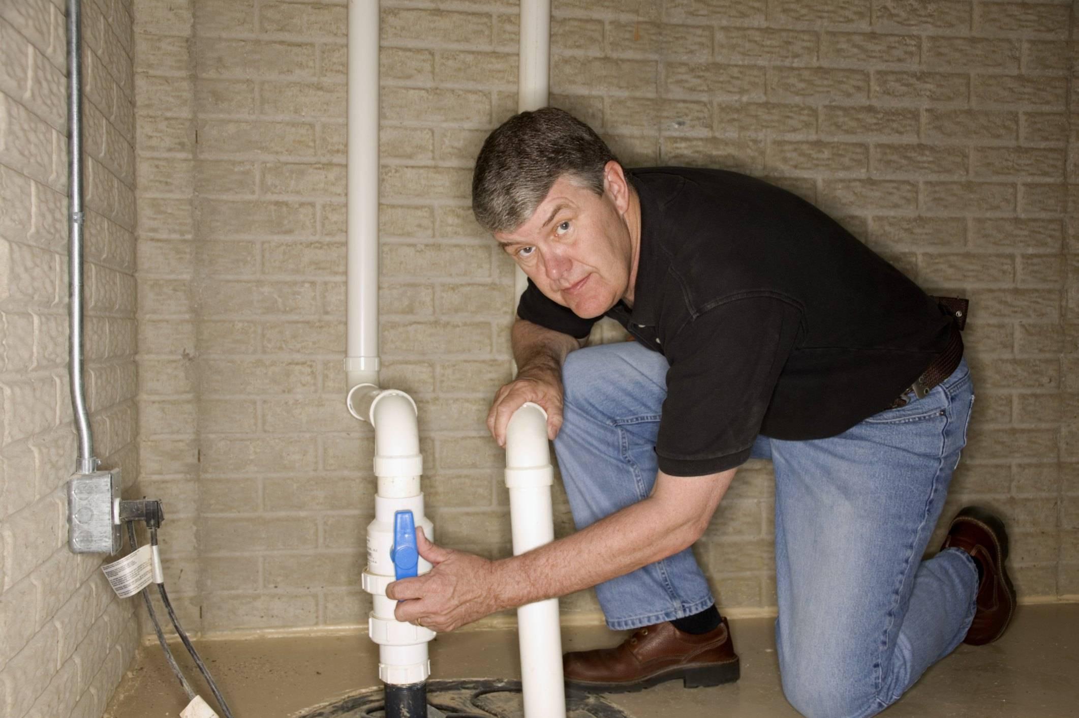 Замерз водопровод – что делать, если вы живете в частном доме?