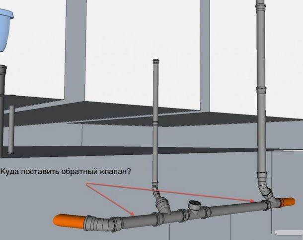 ???????????? аэратор для канализации: принцип работы, выбор, виды, схема установки