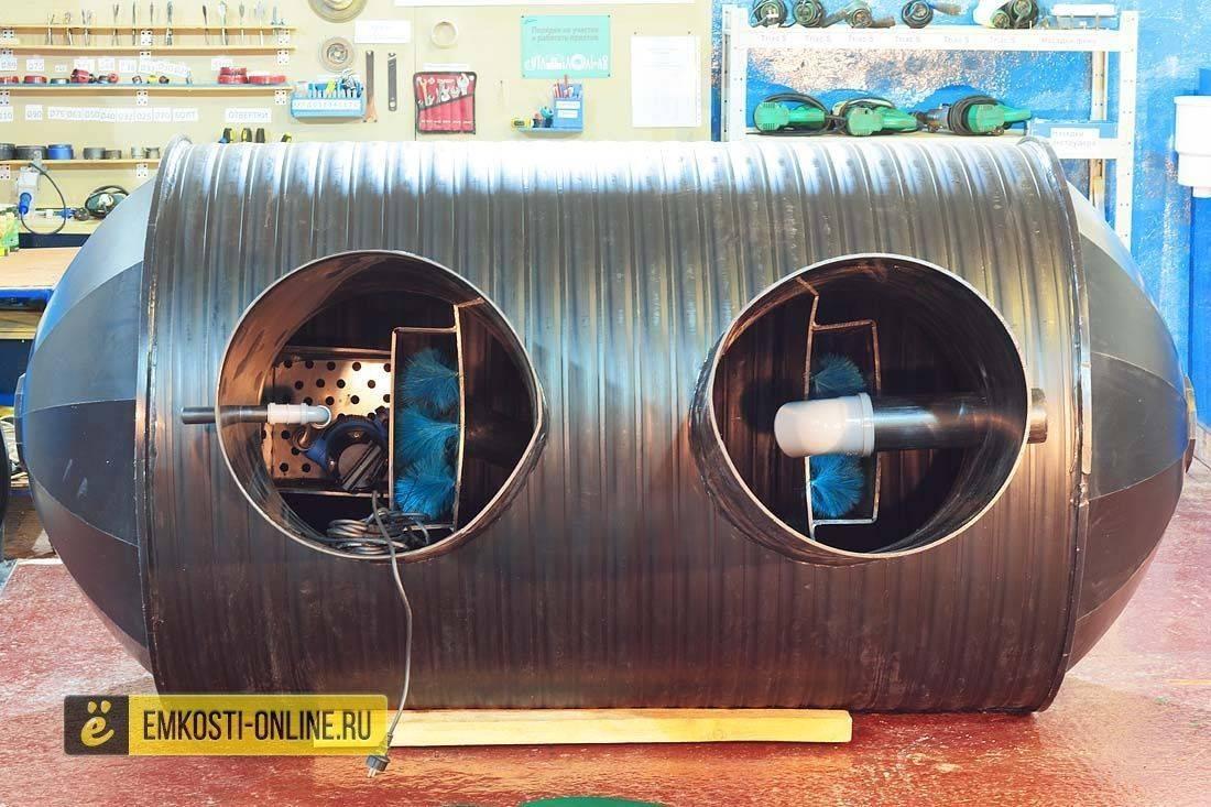 Септик барс от производителя в москве, с монтажом и гарантией.