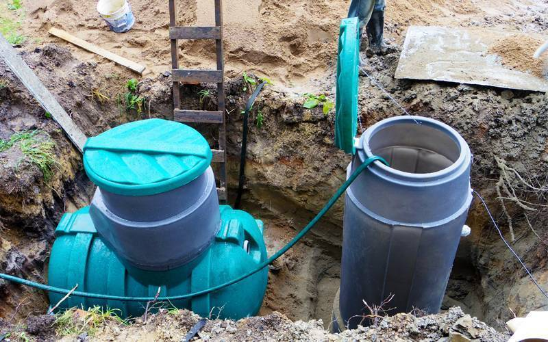 Септик росток коттеджный - все о канализации