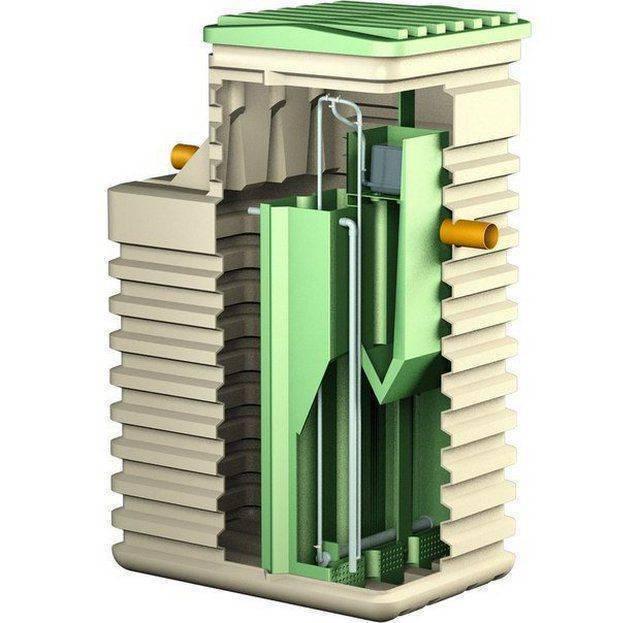 Септик биотанк: описание установки и правила ее монтажа