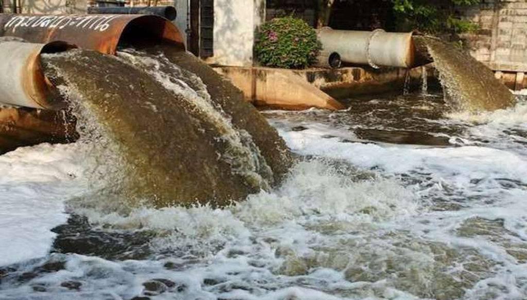 Очистка сточных вод: механический, химический и биологический способы