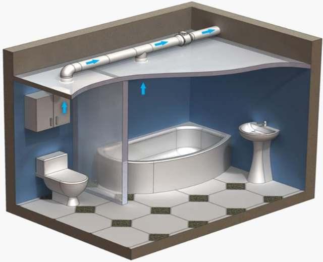 Запах канализации в ванной какие причины