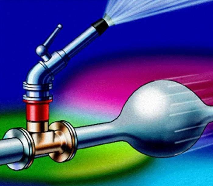 Гидроудар в системе водоснабжения или отопления: что это такое