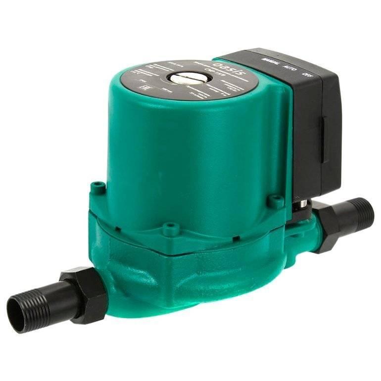 Бытовые центробежные водяные насосы: принцип действия + характеристики