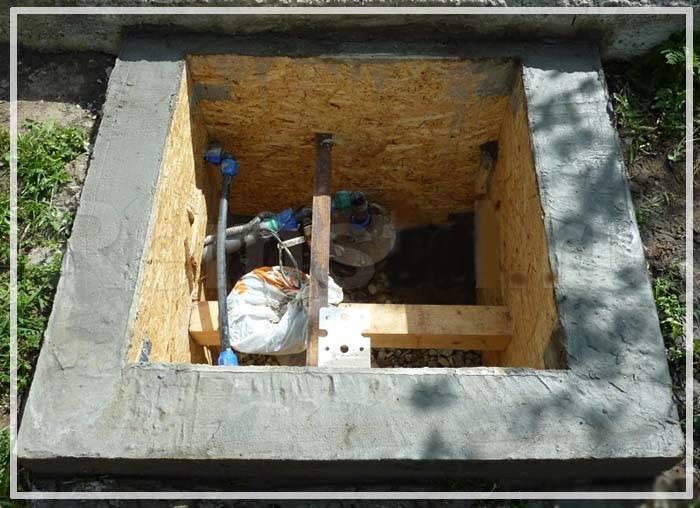 Как построить своими руками кессон для скважины из кирпича?