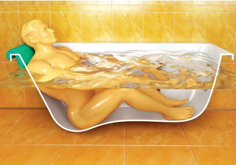 Инструкция по нанесению жидкого акрила на ванну (видео)