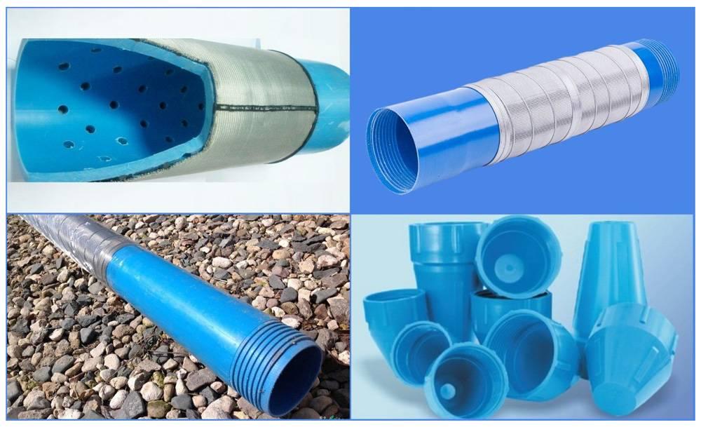 Скважины на воду: обсадная колонна – что это и зачем нужно