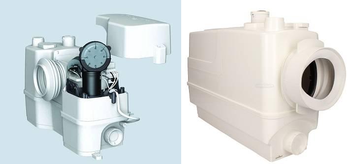 Канализационная система sololift (сололифт) — лучший помощник в водоотведении