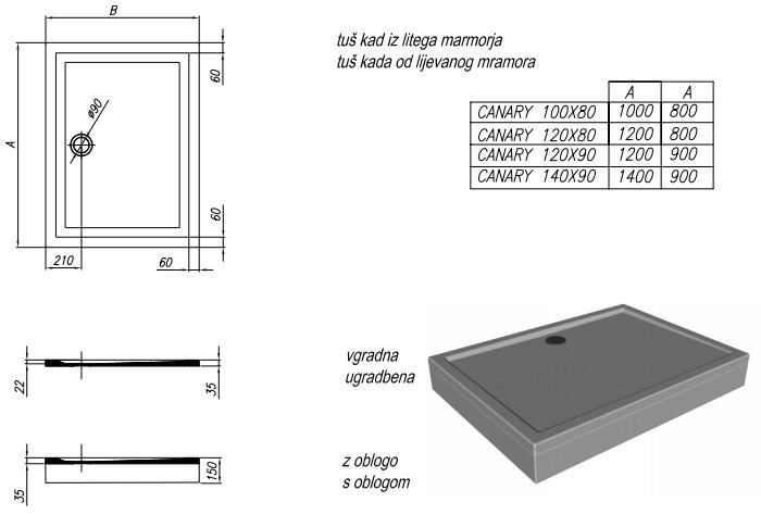 Поддоны для душевой кабины: формы и размеры, выбор и примеры оформления интерьеров