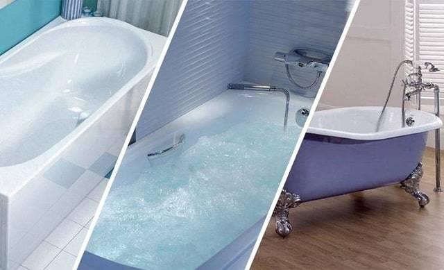 Акриловая ванна: плюсы и минусы, способы ремонта и правила ухода!