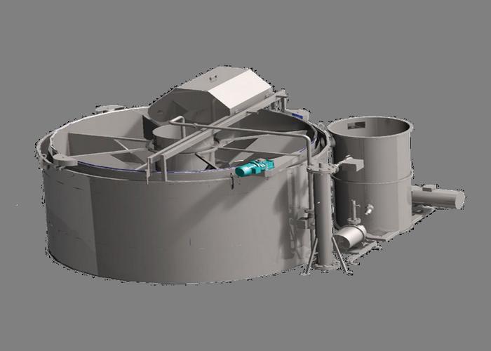 Флотатор: устройство и принцип очистки сточных вод