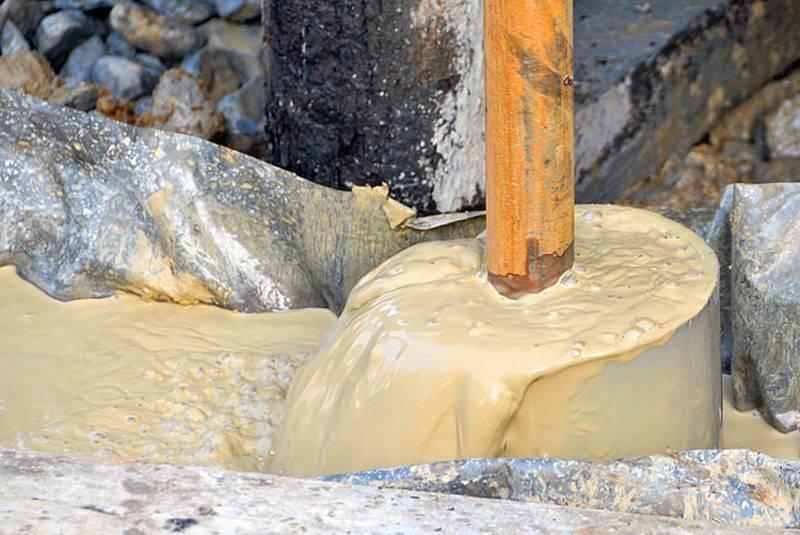 Как развести бентонит для бурения скважин – скважина на своем участке