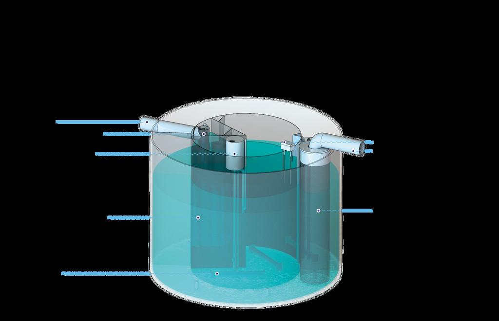 Монтаж системы biotal