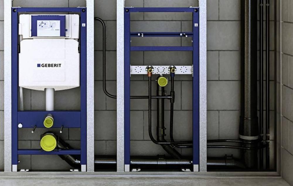 Обычный унитаз или инсталляция - все о канализации