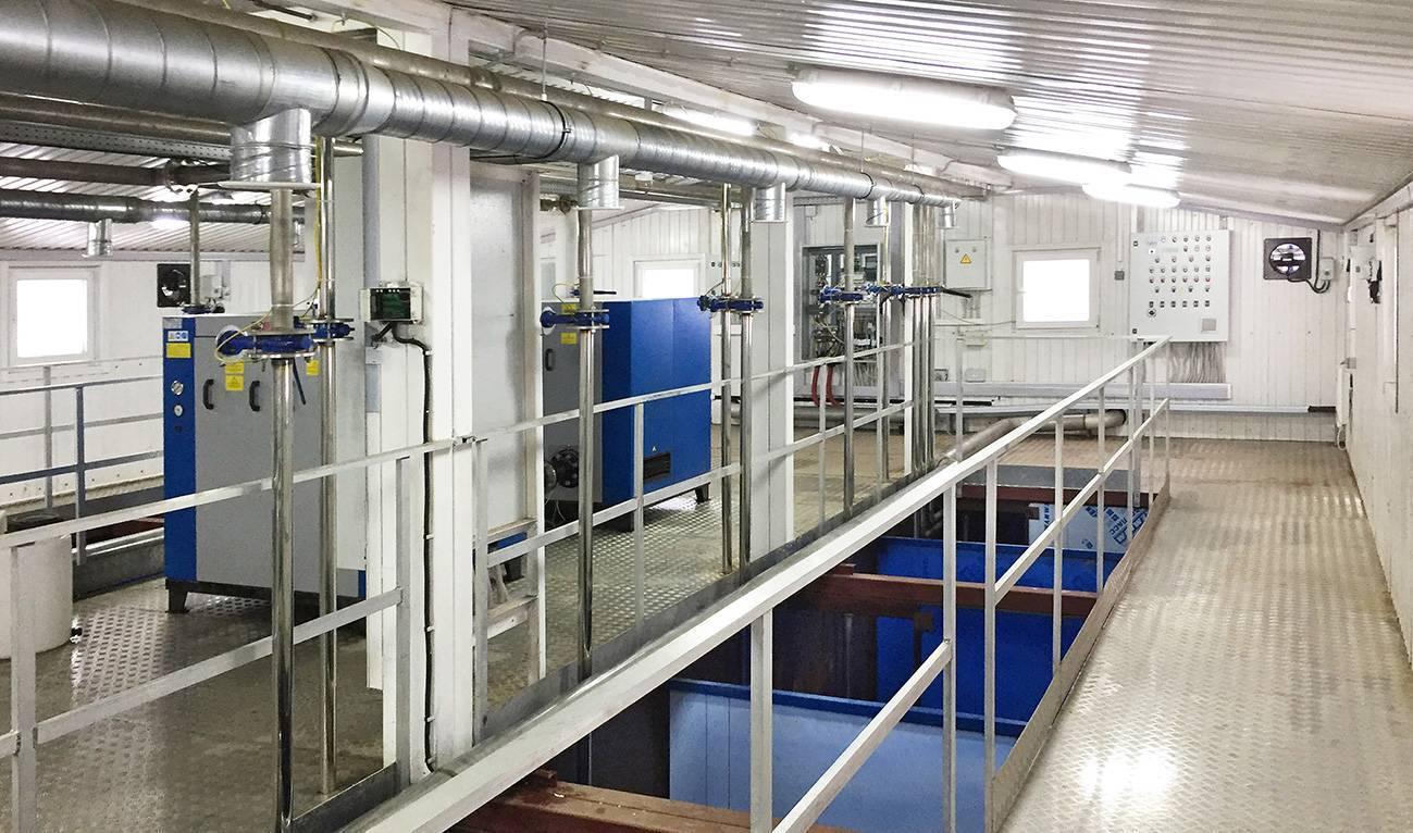 Методика оценки технологической эффективности работы городских очистных сооружений канализации