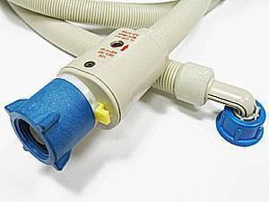 Заливной шланг для стиральной машины: с защитой аквастопом, почему течет, как подключить