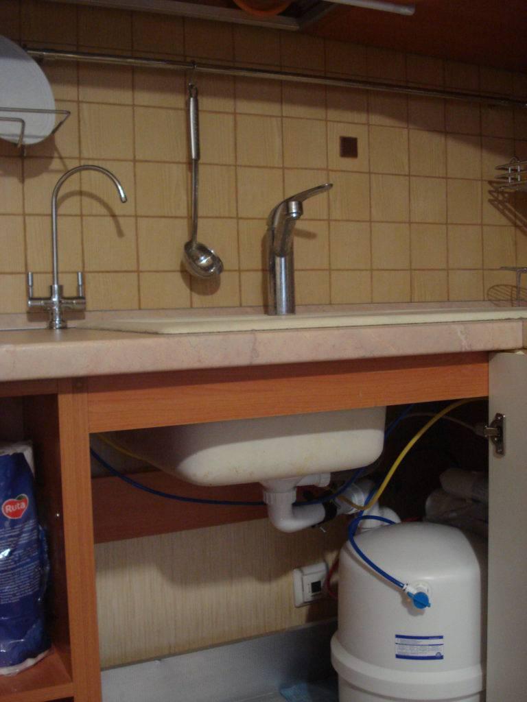 Фильтры для воды под мойку: какой лучше приобрести и как установить?