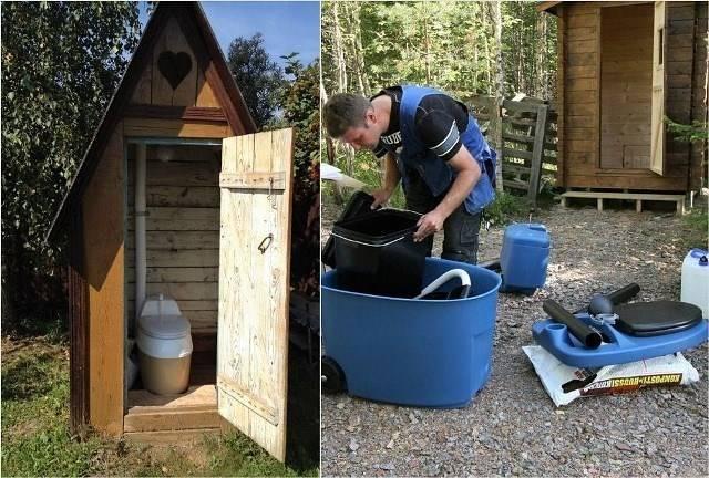 Торфяной туалет своими руками: варианты и пошаговые инструкции, фото и видео