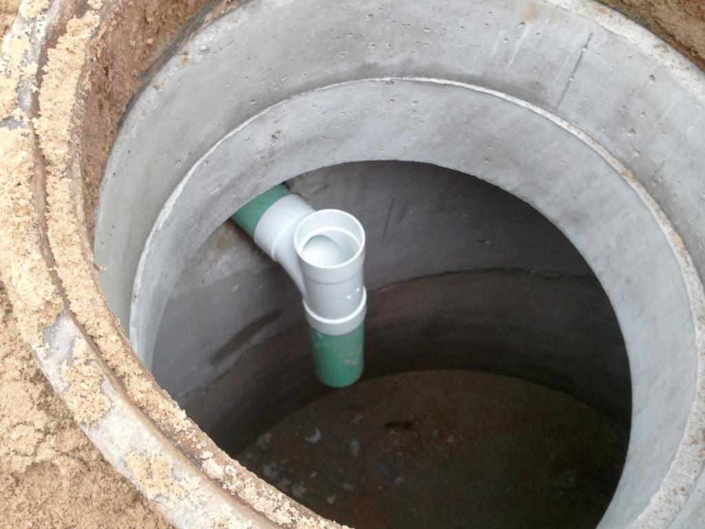 Установка накопительной емкости для канализации - монтаж накопительных емкостей