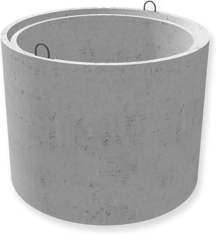 Септик из бетонных колец своими руками: схемы и этапы работ