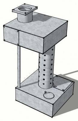 Кессон для скважины: что это такое и как его сделать