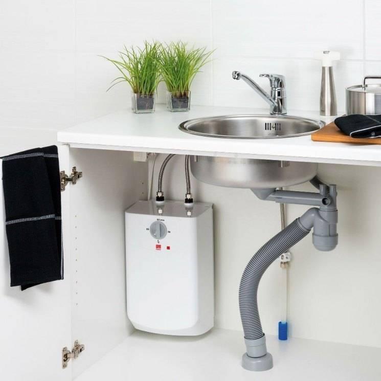 Как выбрать дачный электроумывальник с подогревом воды - молочай