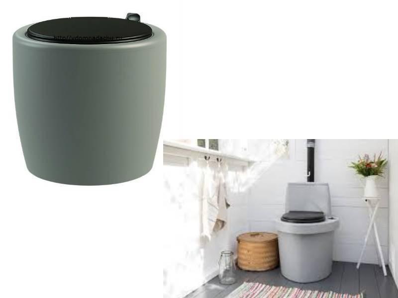 Торфяной туалет для дачи:какой лучше,обзор,фото,отзывы,преимущества