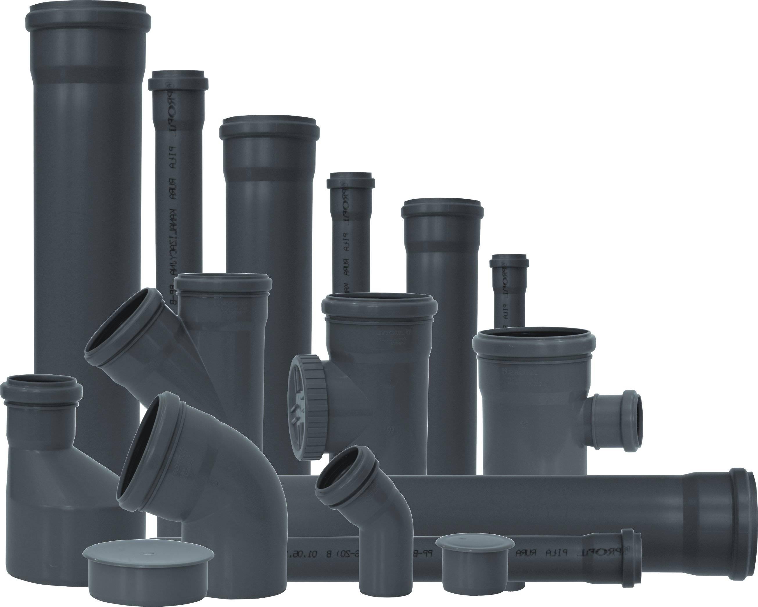 Монтаж канализации из пластиковых труб своими руками: как сделать