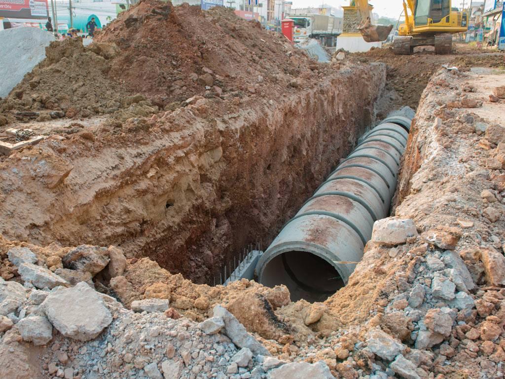 Хозяйственно-бытовая канализация