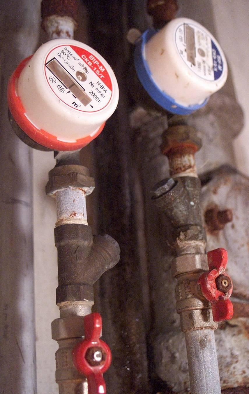 Кто пломбирует счетчики воды - сроки и стоимость процедуры, зачем нужна, когда обязательна, первая установка, замена