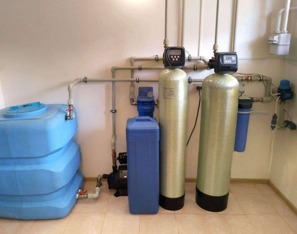 Обезжелезивание воды из скважины своими руками без реагентов — выбор фильтра +Видео