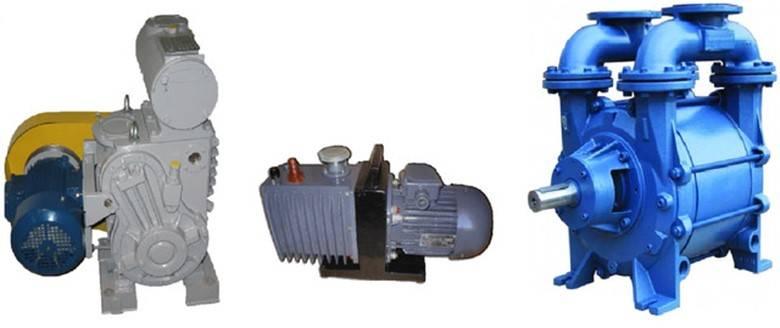 Вакуумные насосы для воды и откачки: принцип работы бустерного насоса